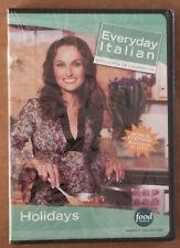 Everyday Italian with Giada De Laurentiis: Holidays  DVD - New Factory Sealed