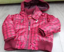 Ben Sherman Baby Boys 9-12 Months Red Bomber Jacket