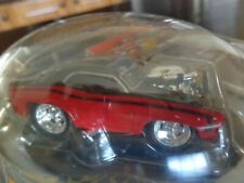 1969 CHEVY CAMARO SS/RS THE ORIGINAL MUSCLE MACHINES 1/64 SERIES 1 USED PACKAGE
