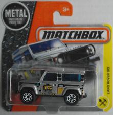 Matchbox - Land Rover 90 silbermet. Neu/OVP