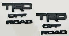 2017-2019 TRD OFF ROAD Black overlay kit 00016-89707 For TOYOTA 4 Runner