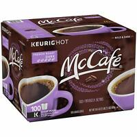 McCafe French Roast Keurig K Cup Coffee Pods (84 Count)