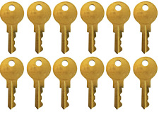 New 24 Keys for Bobrick Paper Dispensers and other Bobrick Products - Cat 74