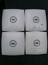 LOT OF 4 CISCO 1130AG Series (AIR-AP1131AG-A-K9) access point  (NO AC adapter)