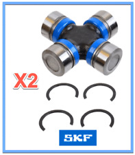 2 X Wheel Universal Joint 4WD SKF Front L/R Brute Force Non-Greasable