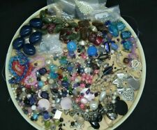 BEADS MIXED LOT & CLASPS