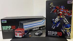 Transformers WEI JIANG MPP10 OPTIMUS PRIME Trailer MASTERPIECE Mp10