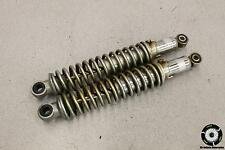 1987 Kawasaki 305 Ltd Kz305b Rear Back Shock Absorber Pair KZ 87