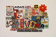 The Beatles Chipboard Mini Book Album Kit (Scrapbook) Music 60s Sixties