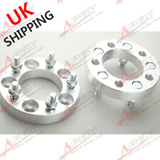 Mk2 96-06 5mm Pair of Spacer Shims 5x114.3 for Jeep Wrangler Wheel Spacers