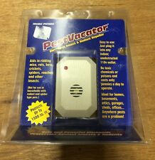 NOS PestVacator PV1500 ELECTRONIC RODENT REPELLING AID-Pest Control--Mice Rat