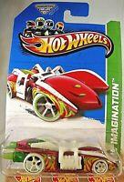 HW Imagination CANDY PURPLE 2013 Hot Wheels ENFORCER #69
