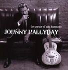 """JOHNNY HALLYDAY """"LE COEUR D´UN HOMME"""" CD NEUWARE"""