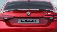 Carbon Fibre Alfa Romeo Giulia Bootlid Spoiler | Wing | Lip | Quadrifoglio QV
