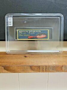Mason Pearson hair brush Pocket Bristle B4 Dark Ruby / NEW with BOX