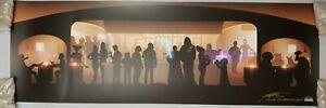 Star Wars Celebration Chicago cantina Jason Christman Art print