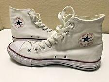 Converse Chuck Taylor All Star High Top Men Size 8 Women 9 - White