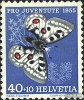 Schweiz 622 postfrisch 1955 Pro Juventute