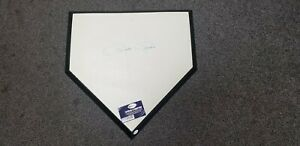 Pete Rose Hand Signed Baseball Official Home Plate Online Auth