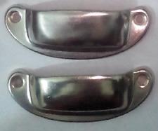 Armadio Armadio da cucina KostaTech 8 Pieces Retro Maniglie a conchiglia Porta Maniglia a semicerchio per casa per cassetto Manopole antiche per mobili