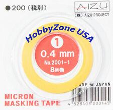 Aizu Micron Masking Tape Combo