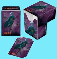 Ultra Pro MTG FULL VIEW Card DECK BOX ELDRITCH MOON TAMIYO Field Researcher Case
