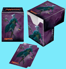 Ultra Pro MTG FULL VIEW Card DECK BOX ELDRITCH MOON TAMIYO Field Researcher Case