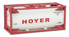HO Tankcontainer 20 Fuß Hoyer -- 8108 NEU