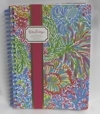 Lilly Pulitzer Mini Notebook Blue Pink Green Stationery Lovers Coral Lined New