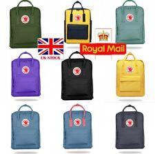 Unisex Womens Backpack Fjallraven Kanken Travel Shoulder School Bags 7L/16L/20L