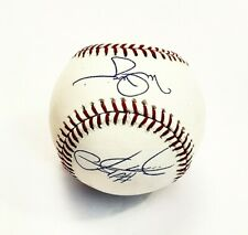 New ListingSammy Sosa Mark McGwire Dual Autographed Baseball