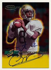 1999 Score Rookie Preview DAUNTE CULPEPPER On Card Auto RC Rare Foil Vikings SP