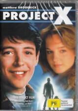 Project X ( Matthew Broderick ) - New Region All