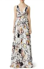 NEW $990 Badgley Mischka Siempre Maxi Dress Size 10 Wedding Special OccasionGown