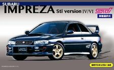 Fujimi ID-99 1/24 Scale Model Sports Car Kit Subaru Impreza WRX STi GC8 Type R