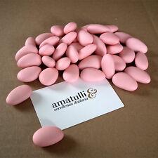 Hochzeitsmandeln Confetti rosa 1 kg = ca. 250 Mandeln - ca. 50 Gastgeschenke