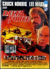 DELTA FORCE Chuck Norris Lee Marvin DVD NEW Sigillato