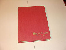Class of 1965 MUSCOLJUAN Muskingum College Yearbook New Concord OH Ohio Pictures