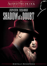 Shadow of a Doubt (Dvd, 2006) Joseph Cotten-Theresa Wright