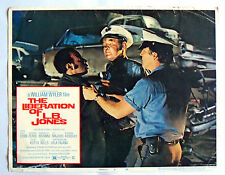 "1971 ""The Liberation of L.B. Jones"" Movie Theater Lobby Card - Lola Falana"