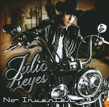 No Inventes by Julio Reyes (CD, 2012, SME U.S. Latin)