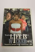 Life Is Wicked Part 1 & 2 DVD