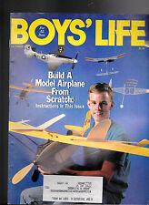 Boys' Life Magazine Titanic BMX Grand Nationals Doug Flutie October 1989