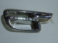 Bentley Mulsanne Mulliner Kotflügel Logo Blende L Fender Trim Badge FOR AIR VENT