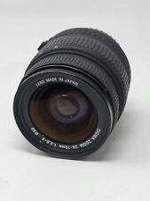 Sigma UC Zoom 28-70mm 1:2.8-4 Japan Made Camera Lens