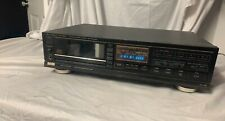 Studio Standard by Fisher Model DAC-198 5 CD Changer AS IS-Parts Vintage Read