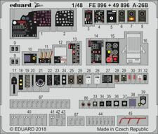 Eduard Zoom FE896 1/48 Douglas A-26B Invader Revell
