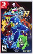 Nintendo SWITCH Spiel Mega Man 11 MegaMan NEU NEW