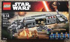 LEGO Star Wars Resistance Troop Transporter (75140) * NEW * SEALED *