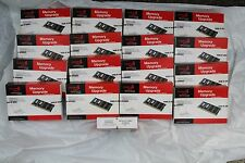 *** JOB LOT OF 16 NEW BOXED PC2-4300 DDR2 LAPTOP MEMORY ***